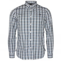 Fred Perry M8290 Herringbone Ginham Shirt