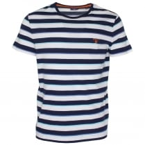 Gant BC Multi Stripe T-Shirt