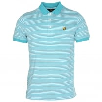 Lyle & Scott Oxford Stripe Polo T-Shirt