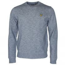Lyle & Scott Marl Crew Neck Sweatshirt