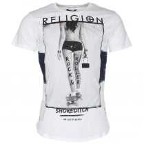 Religion Rock & Roller T-Shirt