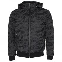 Creative Recreation Ebony Quilt Jacket