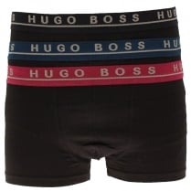 BOSS Black 3 Pack Boxers