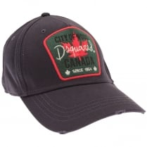 DSQUARED2 City Of Wood Patch Cap