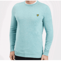 Lyle & Scott Cotton Merino Jumper