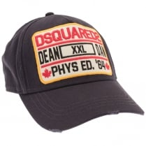 DSQUARED2 Dean & Dan Patch Cap