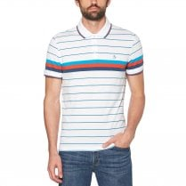 Original Penguin Engineered Stripe Polo