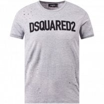 DSQUARED2 Flock Print T-Shirt