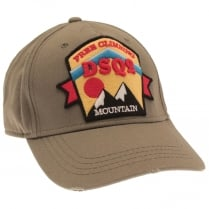 DSQUARED2 Free Climbing Patch Cap