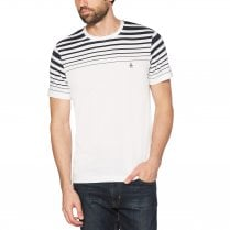 Original Penguin Gradient Stripe T-Shirt