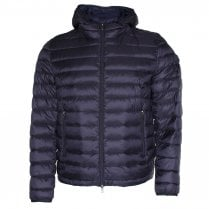 Paul & Shark Hooded Puffa Jacket