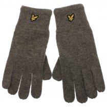 Lyle & Scott Knitted Gloves