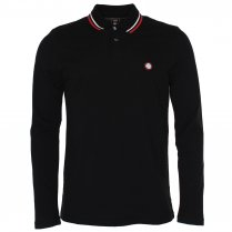 Pretty Green L/S Polo T-Shirt