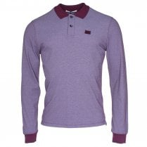 C.P. Company MPL084A Long Sleeve Polo