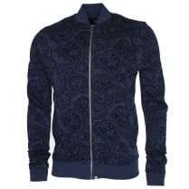 Pretty Green Naseby Paisley Jacket