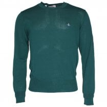 Vivienne Westwood Orb Crew Knit Sweater