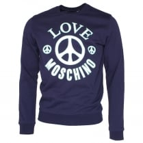 Moschino  Peace And Love Sweater