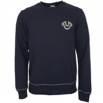 True Religion QT Horseshoe Sweat