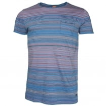 BOSS Orange Tedryk Stripe T-Shirt