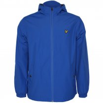 Lyle & Scott Zip Through Hooded Jacket