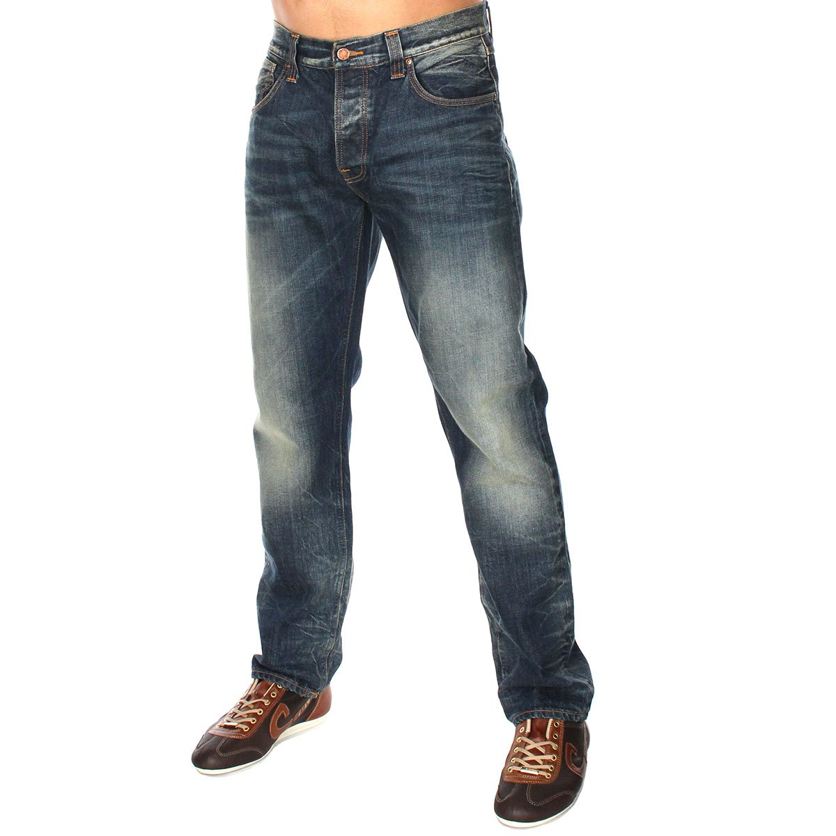 nudie jeans sharp bengt jeans nudie jeans from the menswear site uk. Black Bedroom Furniture Sets. Home Design Ideas