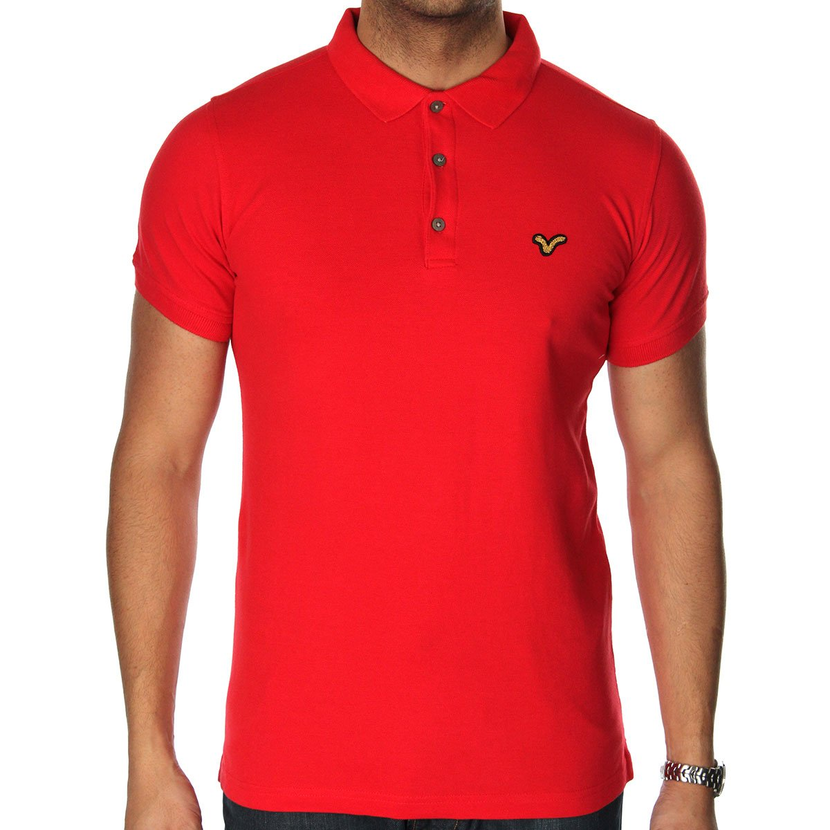 Voi Jeans Redford Polo T Shirt Voi Jeans From The