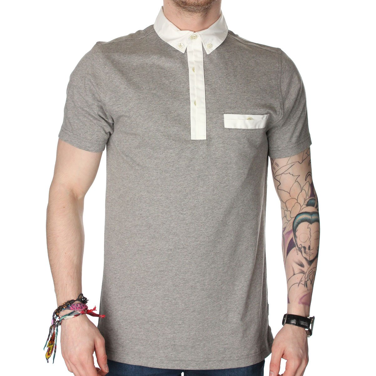 Pretty green button down polo t shirt pretty green from for Button down t shirts