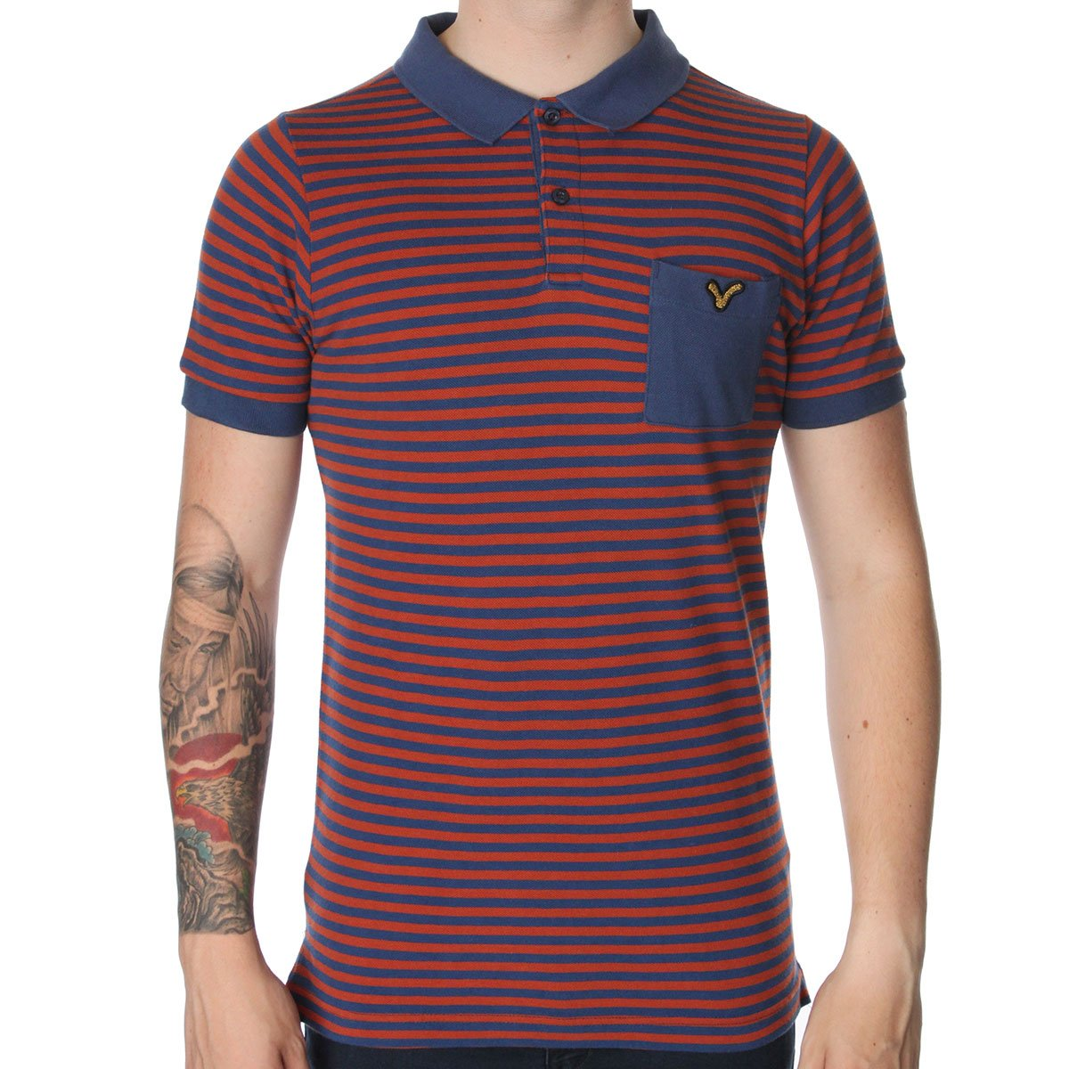 Voi Jeans Arsenal Polo T Shirt Voi Jeans From The