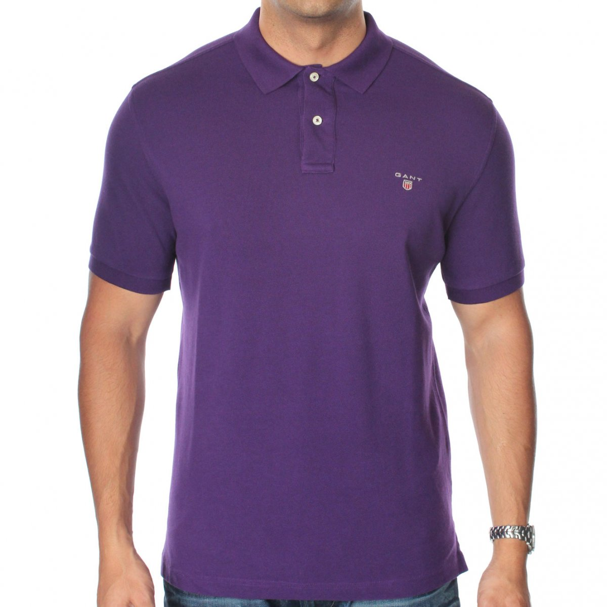 Gant solid polo t shirt various colours sizes for Best website to sell shirts