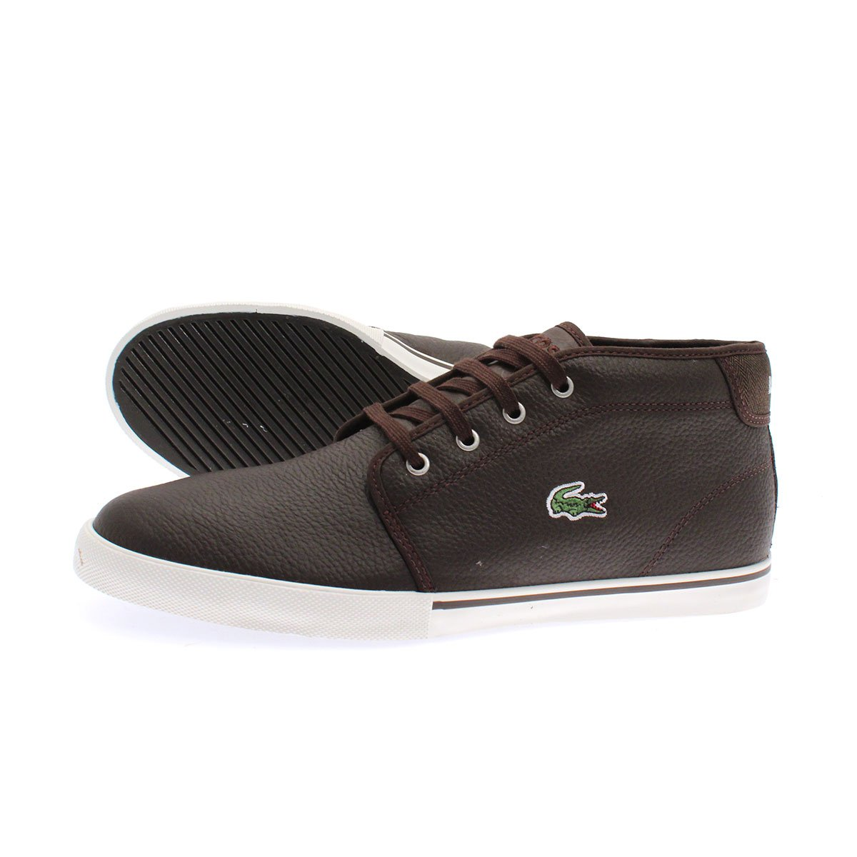 lacoste ampthill ciw trainers lacoste from the menswear