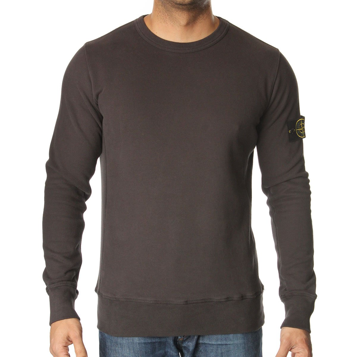 stone island 65320 sweater stone island from the menswear site uk. Black Bedroom Furniture Sets. Home Design Ideas