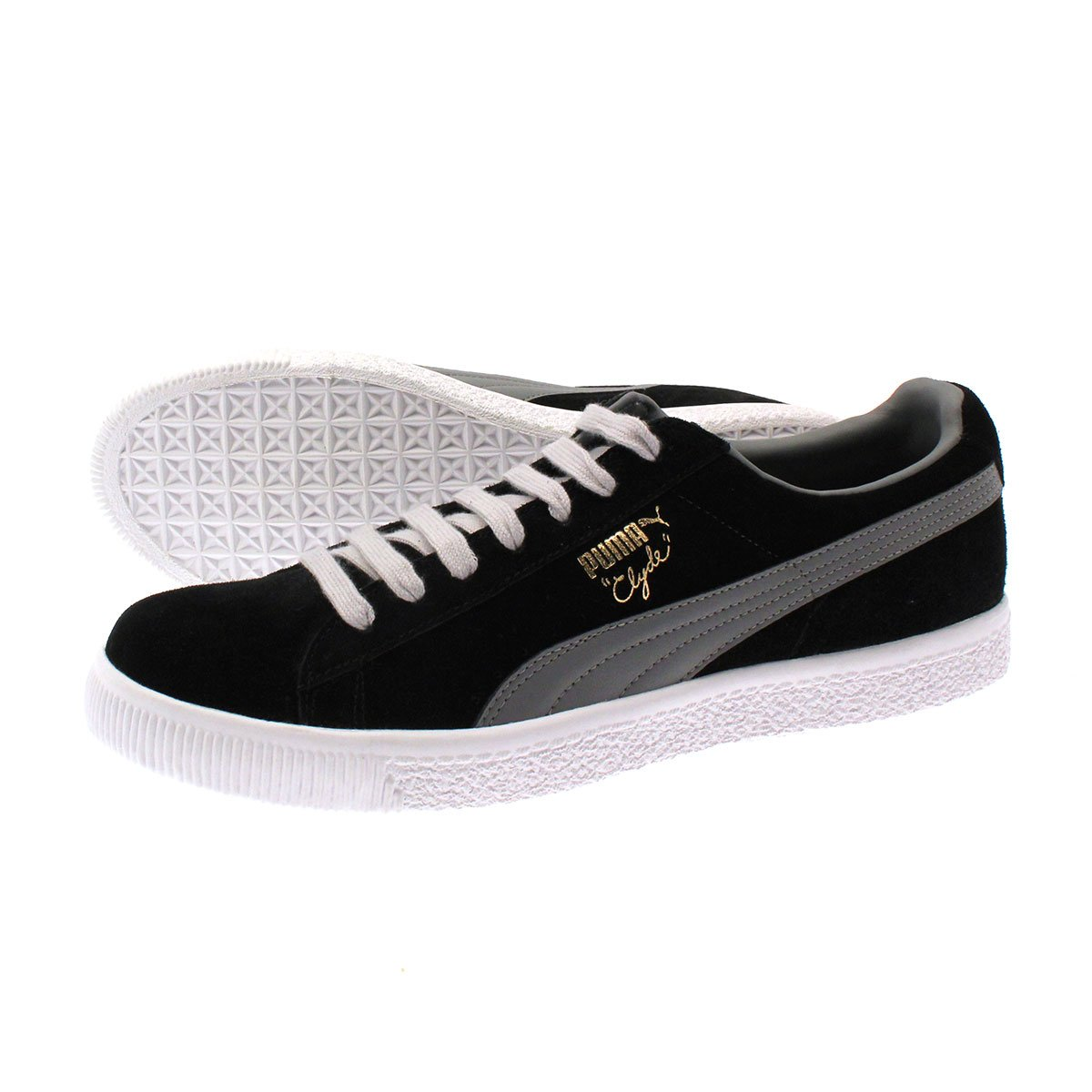 puma clyde script trainers puma from the menswear site uk