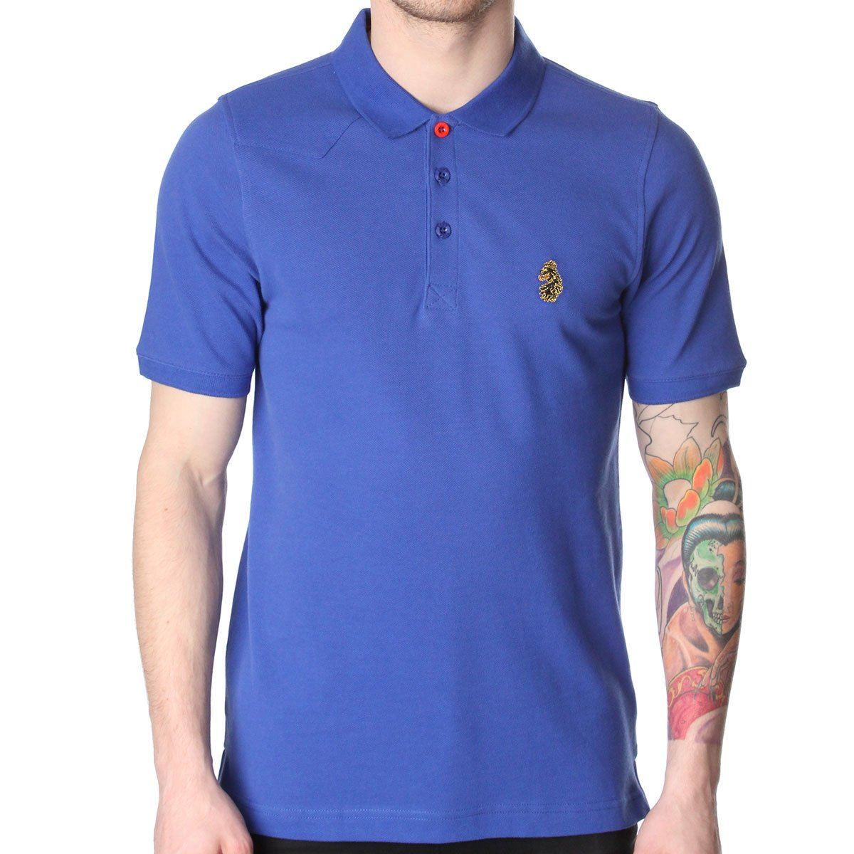 Luke 1977 freddy polo t shirt polo t shirts from the for Luke donald polo shirts
