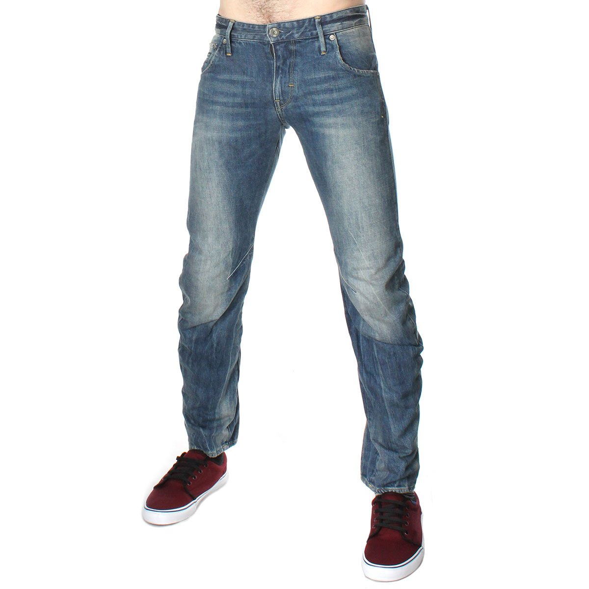 g star arc 3d slim jeans g star from the menswear site uk. Black Bedroom Furniture Sets. Home Design Ideas