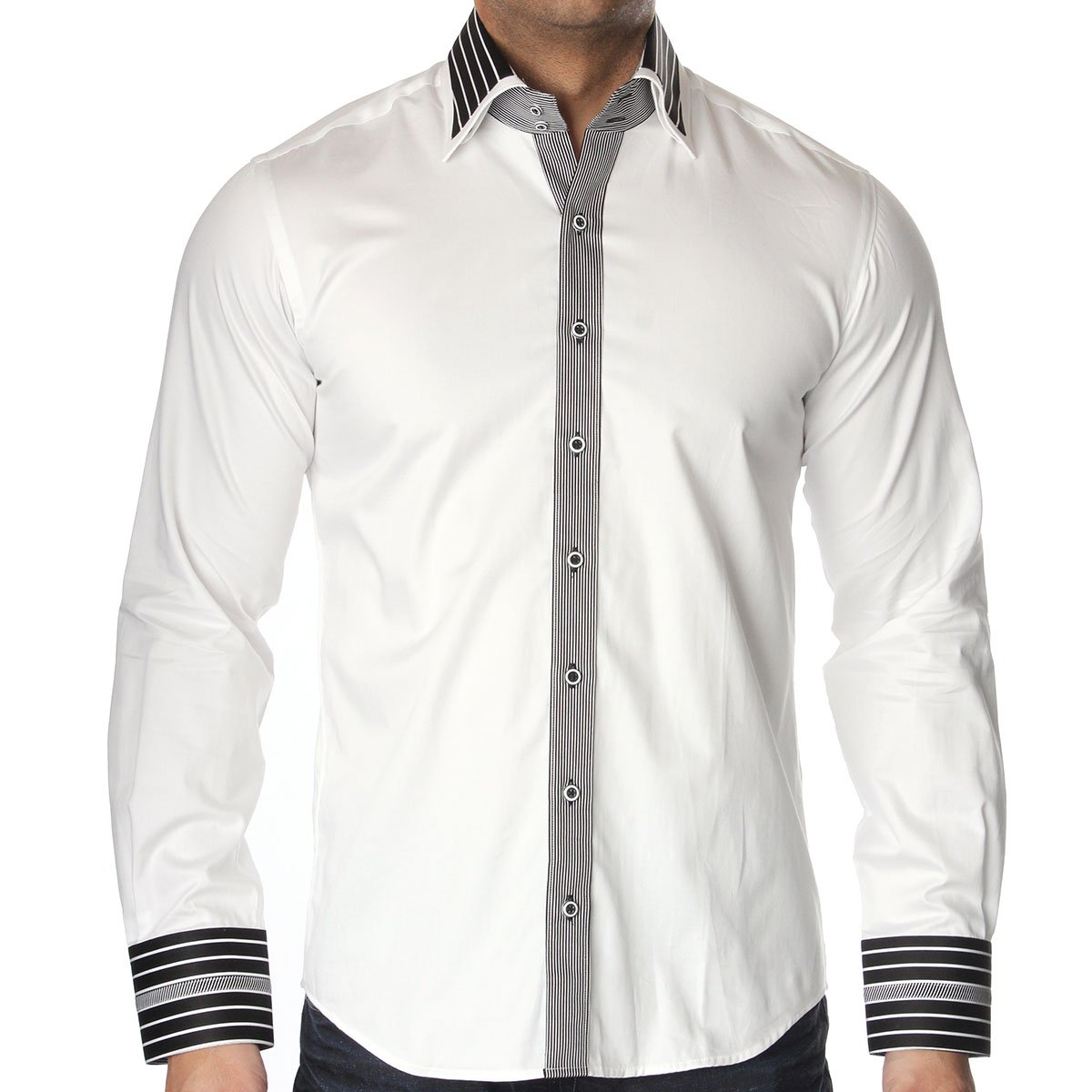 Claudio Lugli Cp5761 Shirt Various Colours Amp Sizes Available Bnwt Ebay
