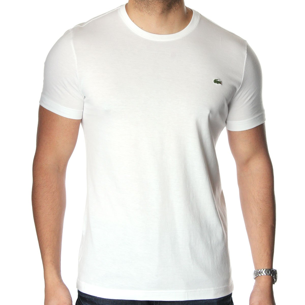 lacoste th2038 t shirt lacoste from the menswear site uk. Black Bedroom Furniture Sets. Home Design Ideas
