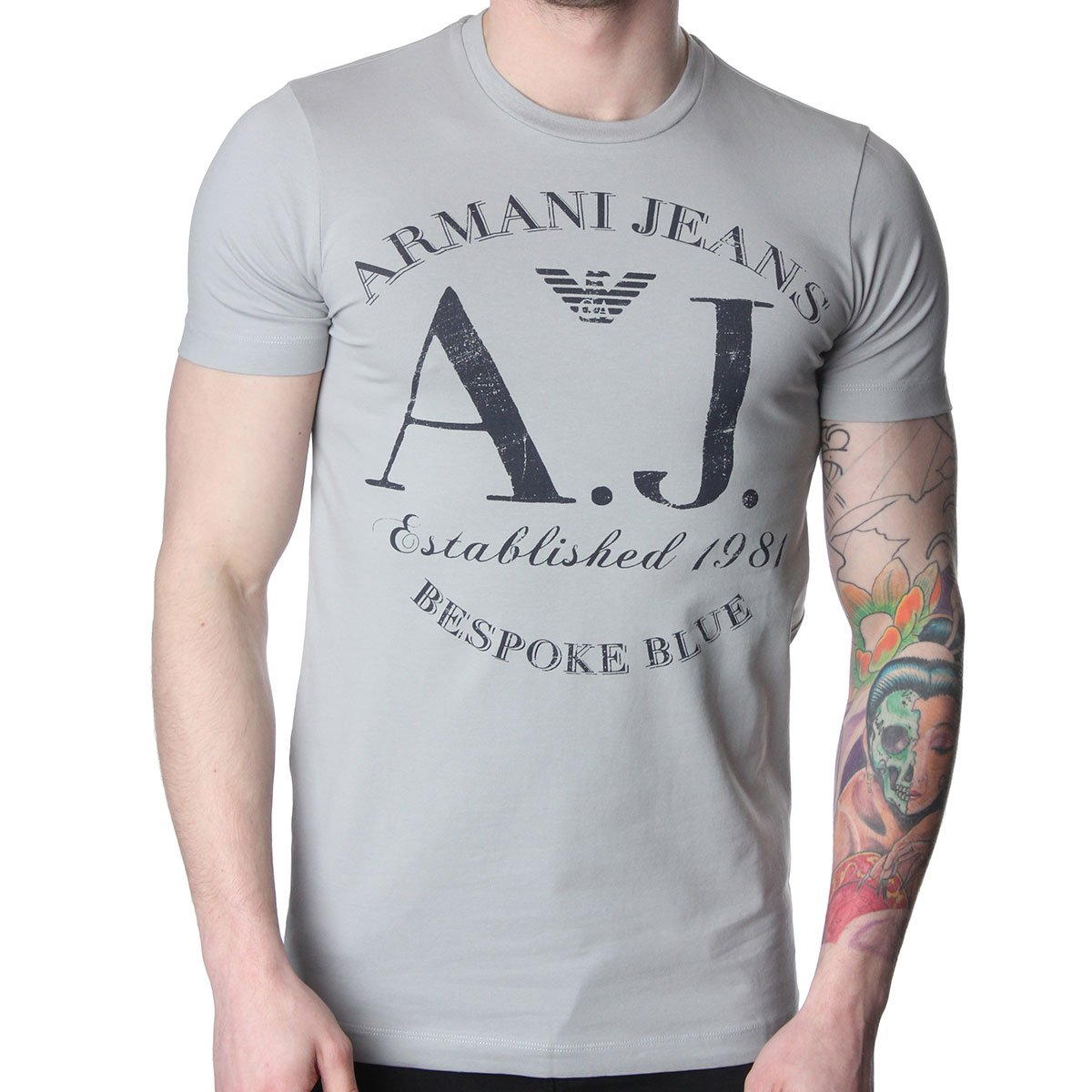 armani jeans t6h34 t shirt armani jeans from the. Black Bedroom Furniture Sets. Home Design Ideas