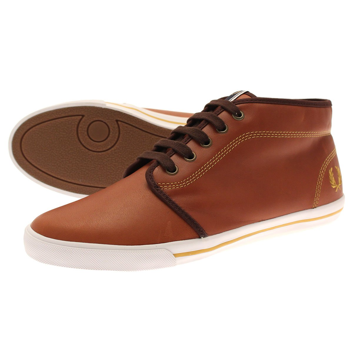 Fred Perry Fletcher Boots - Fred Perry from The Menswear ...