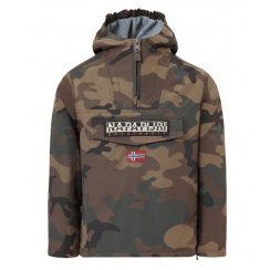 Napapijri  Rainforest Camo Jacket