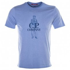 C.P. Company Re-Colour Sailor Print T-Shirt