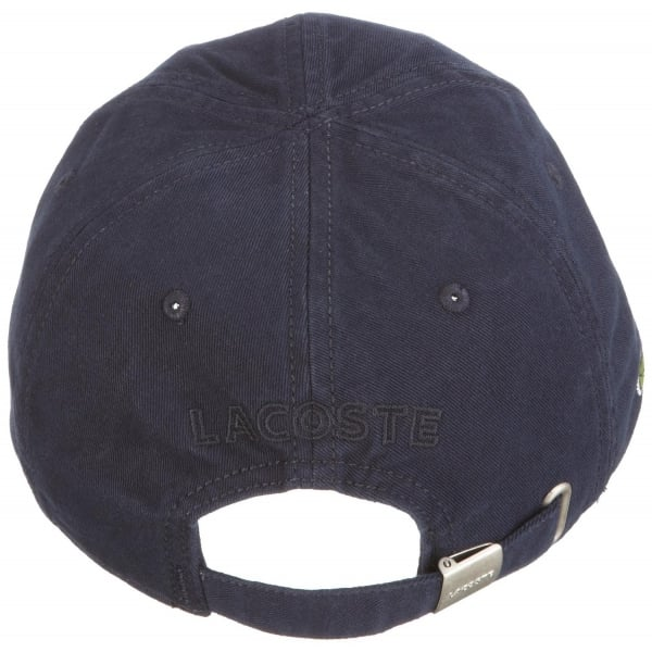 c2601ee9c70c9 Lacoste RK9811 Cap - Lacoste from The Menswear Site UK