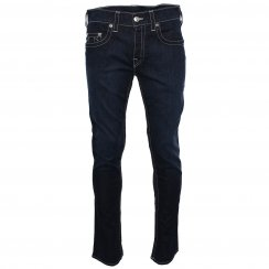True Religion Rocco Mid Rise Skinny Jeans