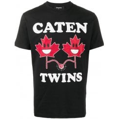 DSQUARED2 S74GD0744 Caten Twin T-Shirt
