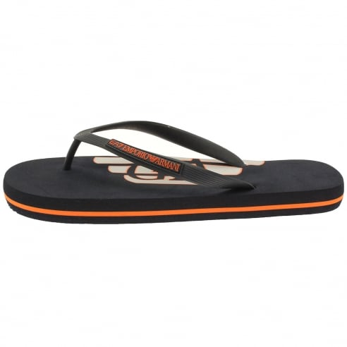 EA7 Sea World Flip Flops