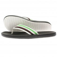 BOSS Green Shoreline Water Flip Flops
