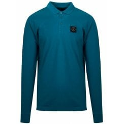 Marshall Artist Siren Long Sleeve Polo