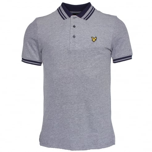 Lyle & Scott SP509V Oxford Polo