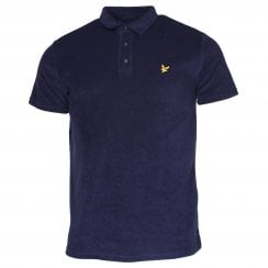 Lyle & Scott SP806V Towel Polo