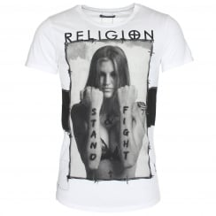 Religion Stand & Fight T-Shirt