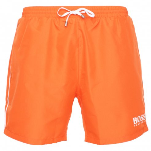 BOSS Black Starfish Swim Shorts